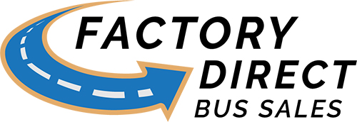 factory direct bus sales logo