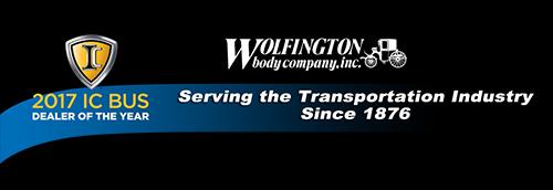 wolfington body company logo