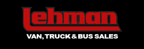 lehman van, truck, and bus sales logo